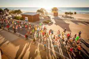 Is there a better place than this to run a marathon?